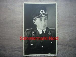 112) PORTRAIT Foto ca. 1950 Bundesgrenzschutz BGS, Zoll, Finanzverwaltung
