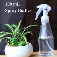 Empty 200ml Spray Bottle Hairdressing Water Fine Mist Container Hair Salon Tools