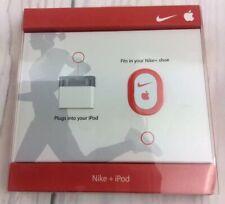 Nike + Apple iPod Tracker Sports Shoe Sensor Kit MA692LL/F NA0001-101 - New Run