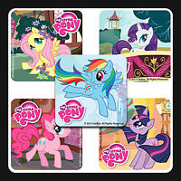 My Little Pony Stickers x 5 - Birthday Party Supplies - Birthday Loot Favours