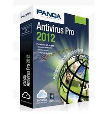 Antivirus Pro Panda 2012 - Licenza Aggiornamento - UE12AP121
