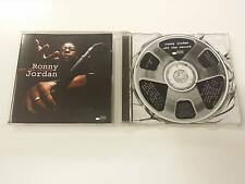 RONNY JORDAN OFF THE RECORD CD 2001