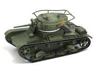 S-Model 1/72 PLA T-26 Light Tank Mod. 1933 with Antenna #CP0320