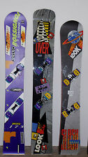 Look Rossignol 173 VAS Vintage Alpine Race Snowboards with Bindings Memorabilia