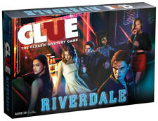 Riverdale  Clue  AGE 15+  2-6 players 60 + minutes
