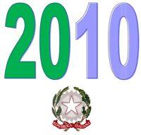 ITALIA Repubblica 2010 Singolo Annata Completa integri MNH ** Tutte le emissioni