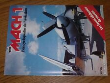 $$$ Recue Atlas Mach 1 encyclopedie aviation N°120 Index