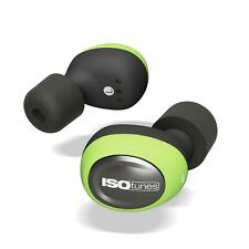ISOtunes FREE - Noise Isolating Bluetooth Earbuds, 22 dB NRR, 7+ Hour Battery