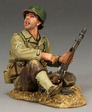 King & Country D jour Dd150 U.s.infanterie assis B. A. R. mitrailleur MIB
