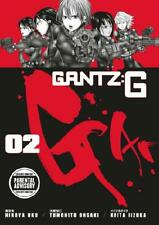 Gantz G Volume 2 by Hiroya Oku, Keita Lizuka (illustrator), Matthew Johnson (...