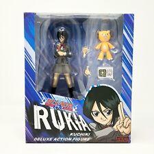 "Toynami Bleach Rukia 6"" PVC Deluxe Action Figure (NEW/UNOPENED)"