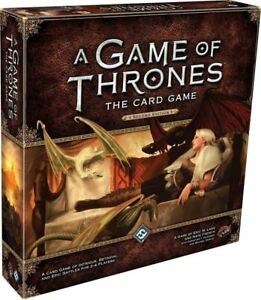 A Game of Thrones: The Card Game (Second Edition) | Fantasy Flight Games