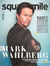 *NEW* SQUARE MILE 2015 MARK WAHLBERG, NANCY SINATRA, FESTIVAL VIP, BRITISH BRAND