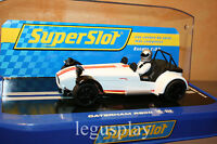 Slot SCX Scalextric Superslot H3093 Caterham 7 R500 - New