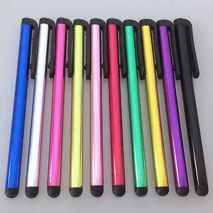 10x Eingabestift Touchpen Stylus Smartphone Tablet Handy Touch Stift