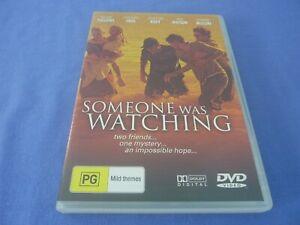 Someone Was Watching DVD Megan Follows Jonathan Rudy Ben Watson Region 0