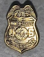 US FEDERAL AIR MARSHALL Lapel Hat Pin. [I]