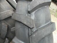 TWO 14.9x24 Eight Ply JOHN DEERE 990 Tractor Tires
