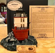 Harbor Lights Collectors Lighthouse Baltimore, Md