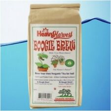 BOOGIE BREW HEAVY HARVEST ORGANIC COMPOST TEA FERTILIZER - 3 LB + FREE SHIP **