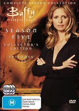 Buffy The Vampire Slayer : Season 5 (DVD, 2006, 6-Disc Set)