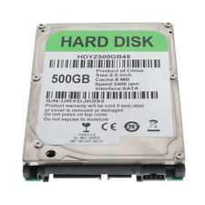 "Laptop 2.5"" SATA Internal Hard Disk Drive 500GB 5400RPM 8MB Cache SATA HDD"