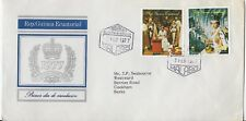 L1821 Equatorial Guinea FIRST DAY COVER TO COOKHAM BERKS
