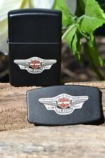 Zippo Lighter and Knife Gift Set - Harley Davidson 95th Anniversary - 218HD H275