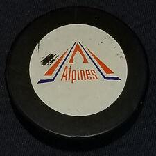598fe75ef 1980 s - MONCTON ALPINES - AHL - VICEROY - CANADA - HOCKEY PUCK