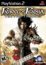 PlayStation2 : Prince of Persia The Two Thrones VideoGames