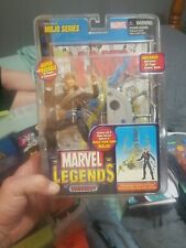 Marvel Legends LONGSHOT MOJO SERIES BAF NIB WITH COMIC BOOK 2006