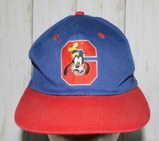 Disney Goofy Embroidered Hat Cap Snapback Vintage