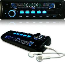 Blowout Sale Car In Dash USB MP3 Stereo Radio Player iPhone Aux Detachable G895