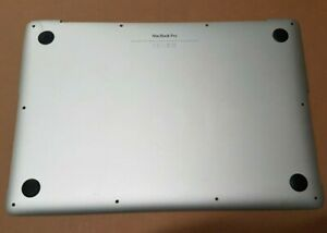 "Genuine Apple MacBook Pro 13"" A1502 2015 Bottom Base 604-02878-A - Silver"