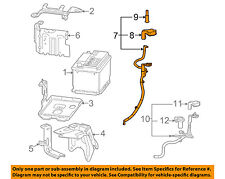 GM OEM-Battery Cable 23345595