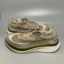 Nike Zoom Fly 'Sepia Stone' Running Shoes Size 10.5 AA3172-201