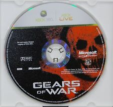 GEARS OF WARS - XBOX 360 - PAL SPAIN - SINGLE DVD