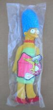 THE SIMPSONS FAMILY (MARGE) BURGER KING PLUSH ADVERTISING DOLL NEW SEALED 1990