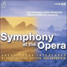 Symphony at the Opera CD (2003)