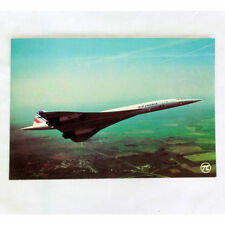 Concorde Air France Collectable Airline Postcards