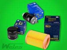FS012 paquete de inspección filtro aire gasóleo aceite VW T4 1,9 D TD