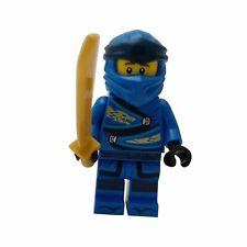 1 LEGO Minifigure Jay (Legacy) with weapons Ninjago