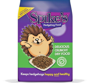 Spikes Delicious Dinner Crunchy Dry Hedgehog Food Biscuits Treats 2.5kg