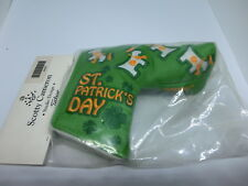 Scotty Cameron Green St Patricks Day Putter Cover