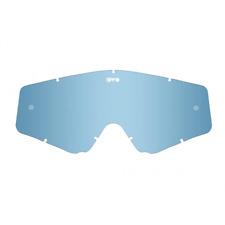 Écran de rechange fumé/spectra™ bleu clair anti-buée masque ... Spy 093129000840