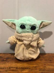 "Star Wars Mandalorian The Child 8"" Plush Grogu Baby Yoda Doll w/ Blemishes"