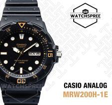 Casio Diver Look Analog Watch MRW200H-1E