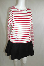 Boat Neck Hand-wash Only Striped Jumpers & Cardigans for Women