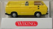 VW Bus T3 Modell - Wiking 1:87 H0 - 500 J. Post - NEU