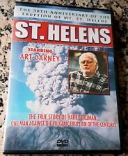 ST. HELENS RARE NEW DVD Art Carney David Huffman Tim Thomerson May 18th, 1980
